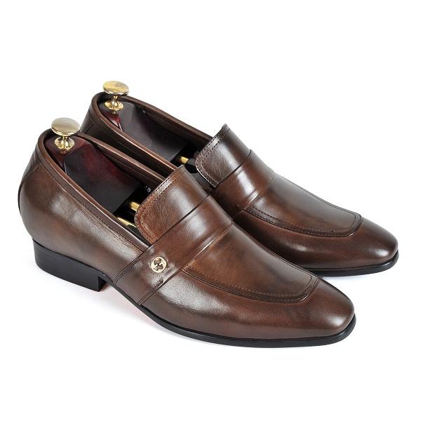 Giày cao nam SC602 ( Cao 6cm)