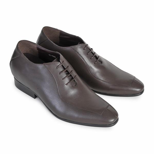 Giày nâng chiều cao nam SC595 ( Cao 6.5cm)