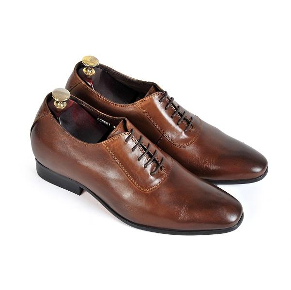 Giày tăng chiều cao nam SCN601 ( Cao 6cm )